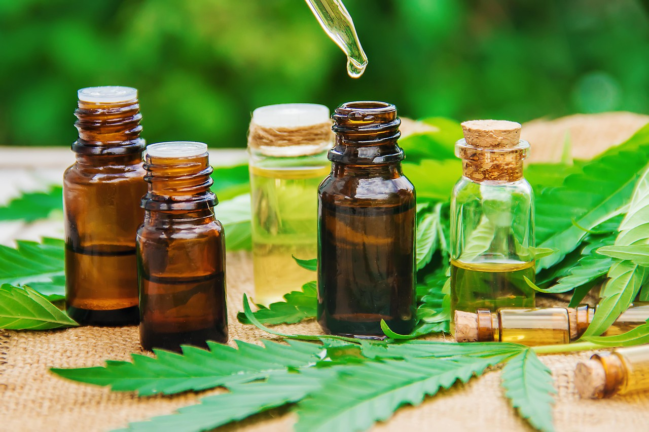 cbd oil product